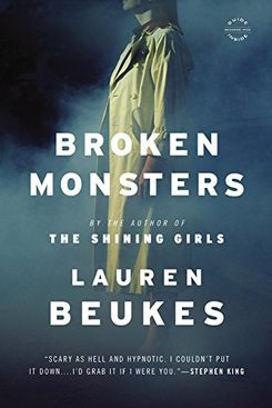 Broken Monsters, by Lauren Beukes
