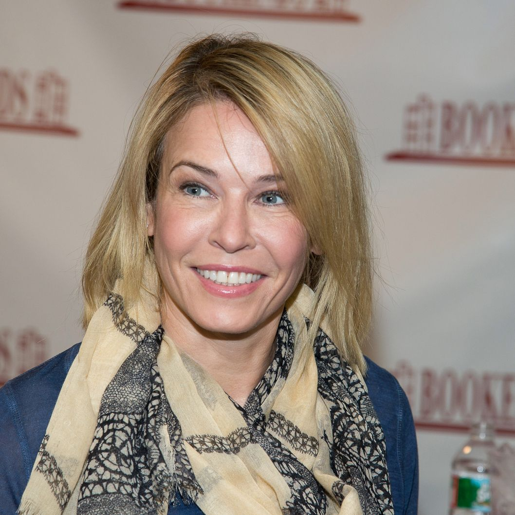 "Chelsea Handler Signs Copies Of Her Book ""Uganda Be Kidding Me!"" at Bookends Bookstore on March 8, 2014 in Ridgewood, New Jersey."