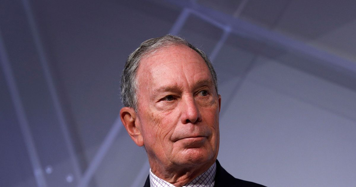 Bloomberg Is Still Thinking About Running in 2020: Report