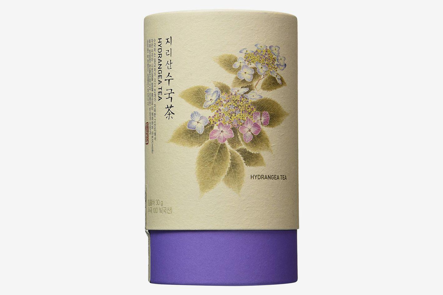 Korean Sweet Hydrangea Leaf Tea