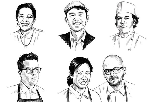 The Best New Chefs of 2015