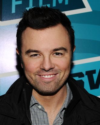 Director Seth MacFarlane attends