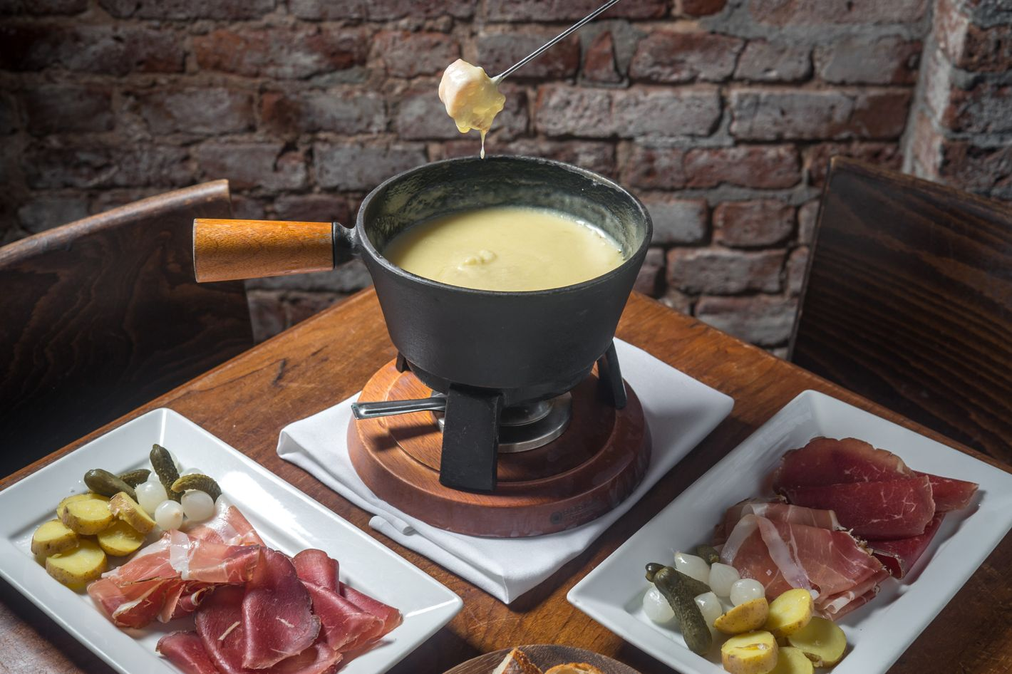 the absolute best fondue in nyc
