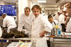 Daniel Humm and Grant Achatz: not actual tyrants.