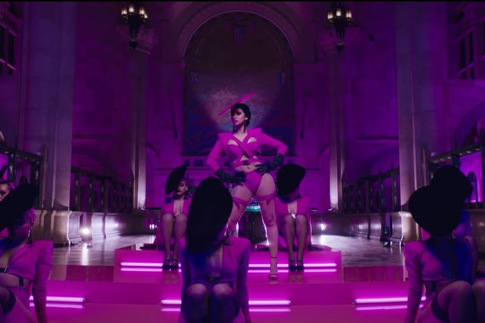 Who Designed The Outfits In Cardi B S Money Music Video