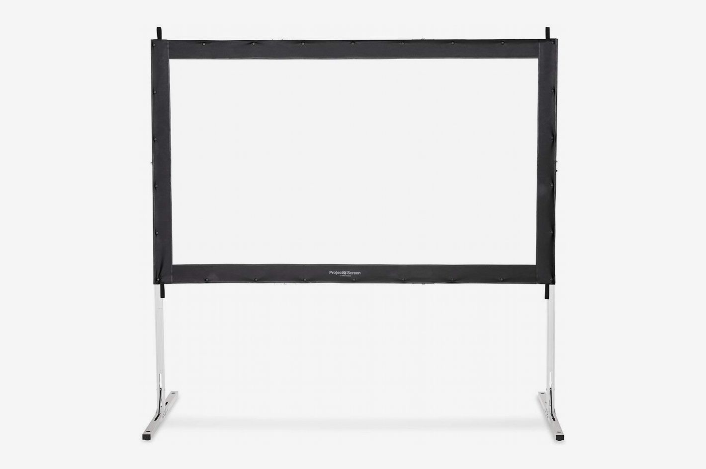 "Visual Apex Projector Screen 120"" 4K Portable Indoor/Outdoor Movie Theater Fast-Folding Projector Screen"