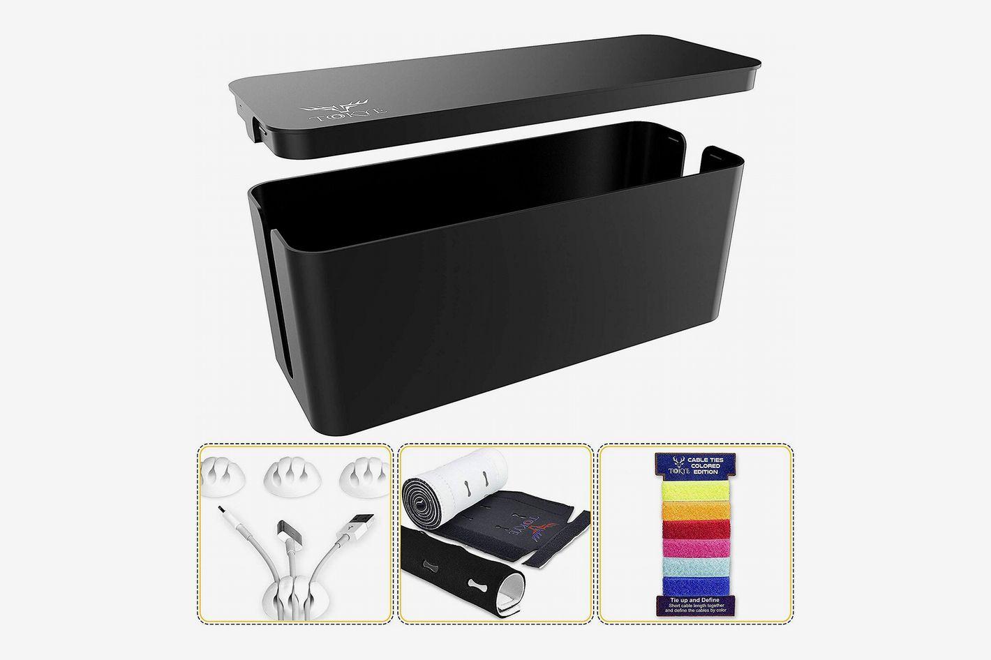 Tokye Cable Organizer Kit