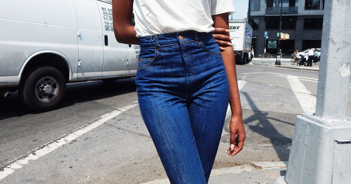7d9ff9332f7 Best High-Waisted Jeans for Women 2018