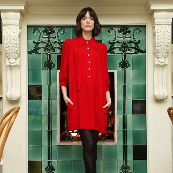 Nymphomaniac and Miu Miu Star Stacy Martin on Weird Sex Scenes, Filming  With Cats, and Barre