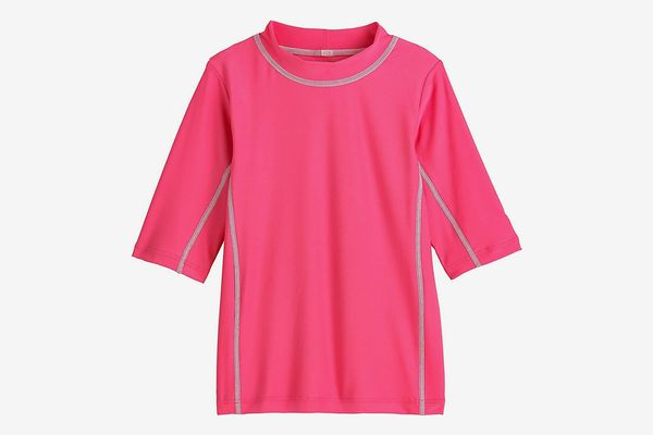 Coolibar UPF 50+ Kids' Surf Shirt