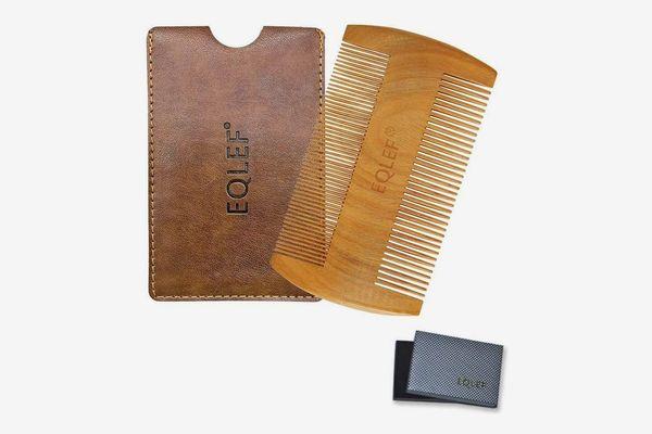 EQLEF Sandalwood Comb