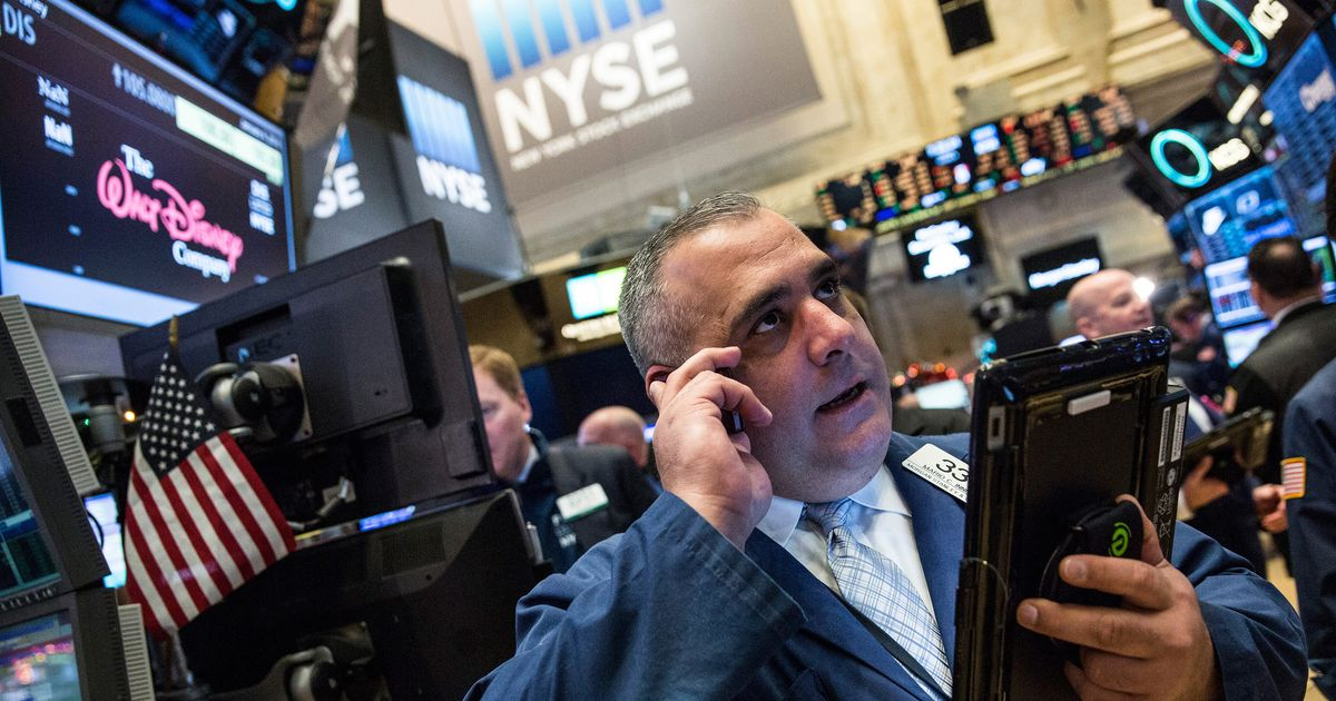 Investors Panic Stocks Tumble Is The Economy Falling