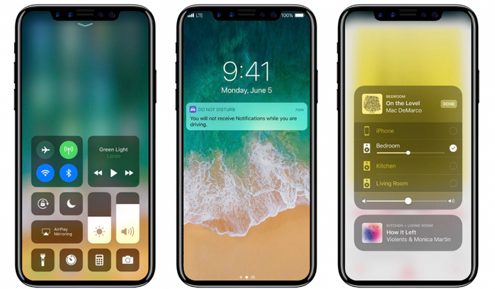 A Render Of What The IPhone 8 Could Look Like By IDropNews