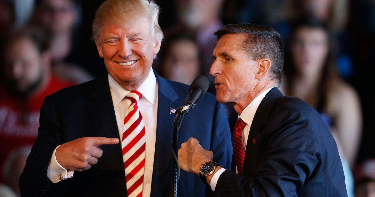 Report Suggests President Trump Told Michael Flynn to Lie to the FBI