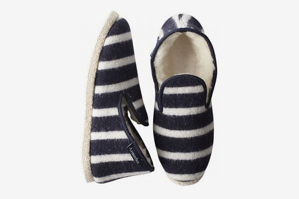 Armor Lux Striped Slippers