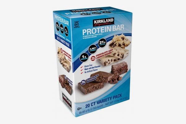 Kirkland Signature Variety Protein Bars 20-Count