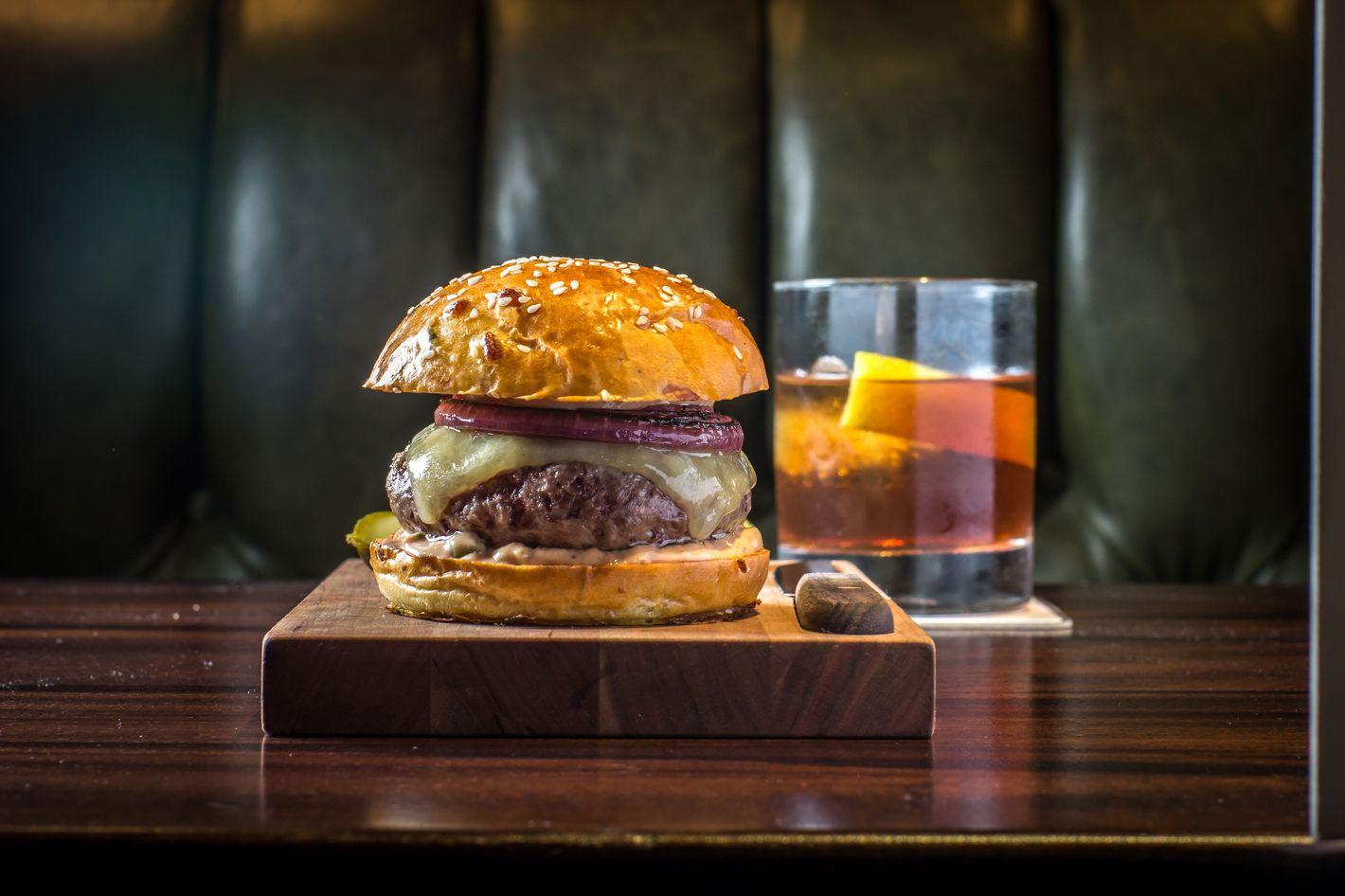 best bbq hamburger restaurant new york
