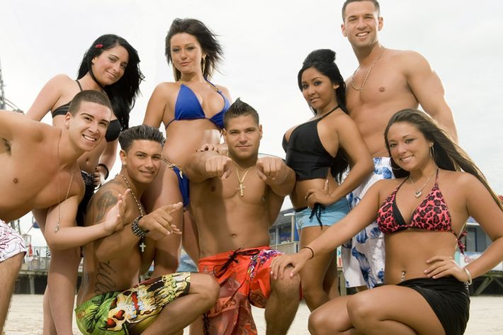 Every jersey shore hookup