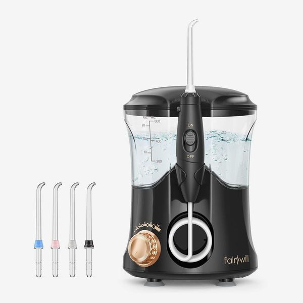 Fairywill Cordless Portable Water Pick Teeth Cleaner