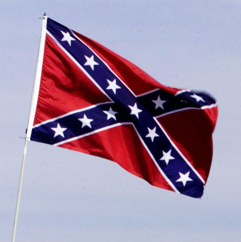 The Latest Restaurant in Trouble for Flying a Confederate Flag ... Is in California?