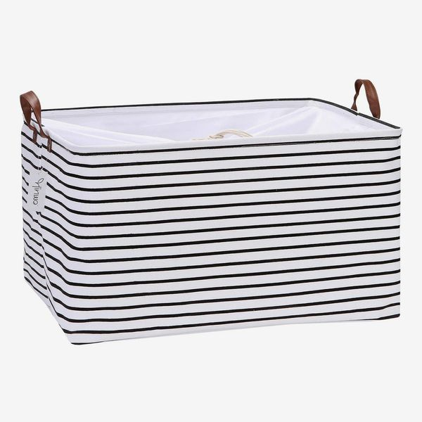 Hinwo 70L Extra Large Capacity Storage Basket