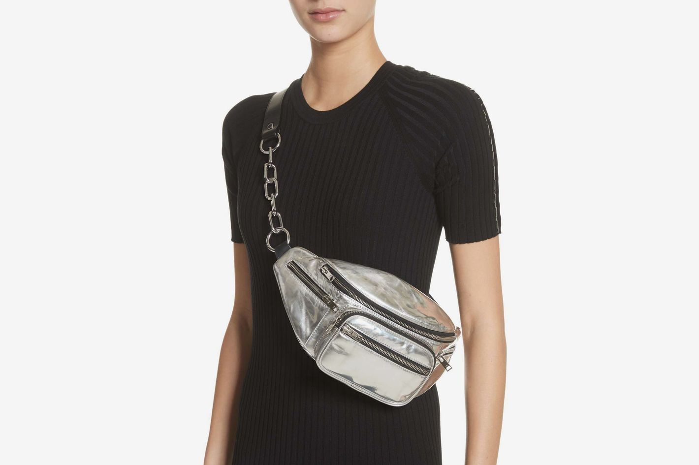 Alexander Wang Attica Faux Leather Belt Bag