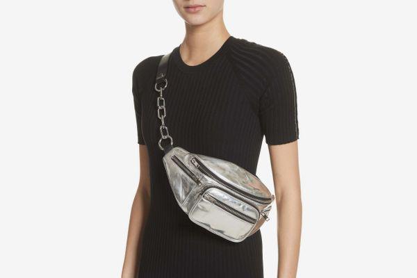 Alexander Wang Attica Faux Leather Belt Bag
