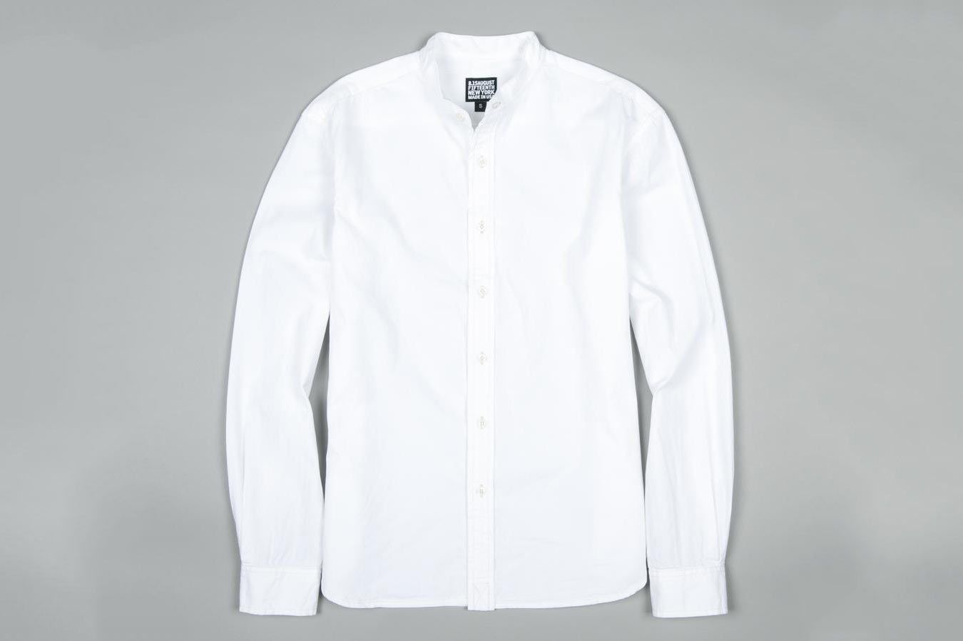 f393b31aa 11 Best White Button-down Dress Shirts for Men  Oxfords 2018