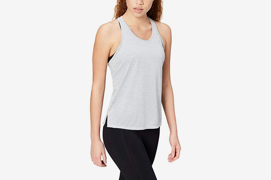 Amazon Fashion Core 10 Lighter Than Air Racerback Tank