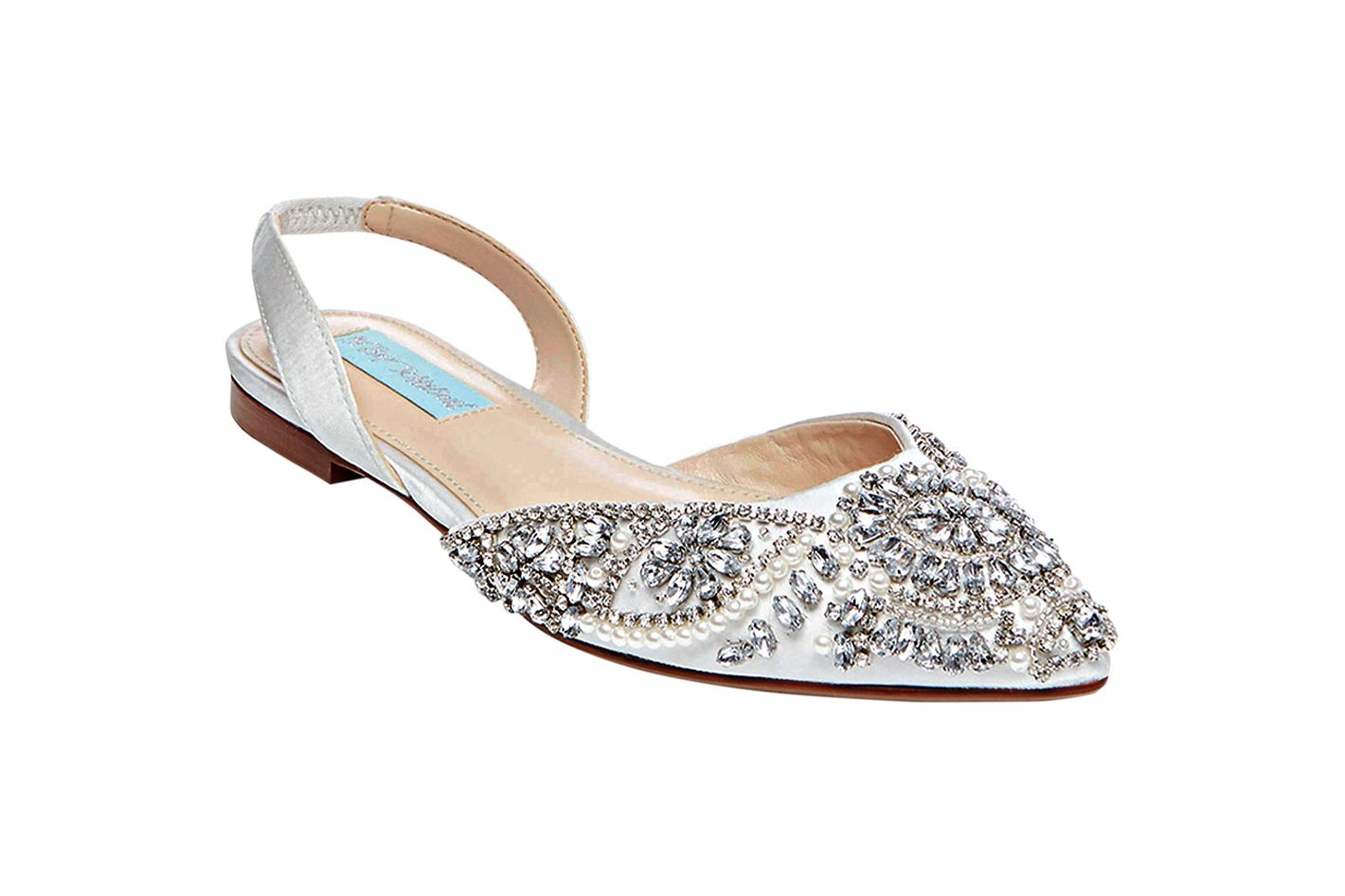 Betsey Johnson Molly Flats
