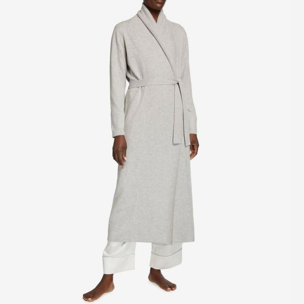 Neiman Marcus Cashmere Collection Robe