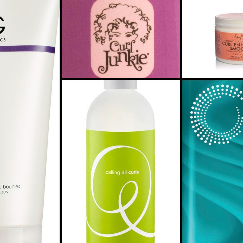 One Hair Product to Tame the Unruliest of Curls