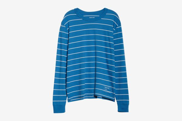 Entireworld Type C Version 9 Stripe Long Sleeve Tee