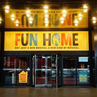 """""""Fun Home"""" Celebrates One Year On Broadway"""