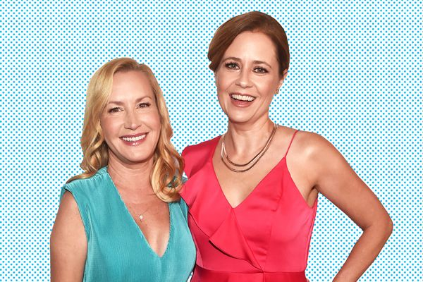 Jenna Fischer and Angela Kinsey Cordially Invite NBC to Hear Their Office Reunion Pitch