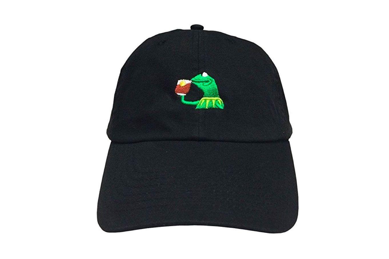 Kermit Strapback Hat