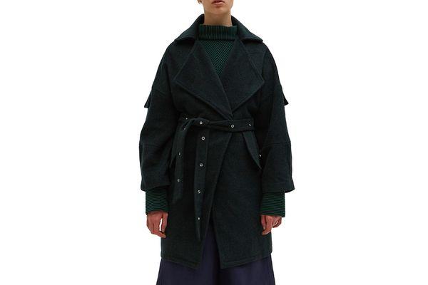 House of Sunny Upscale Coat