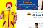 McDonald's Advises Hungry Employees to 'Break Food Into Little Pieces'