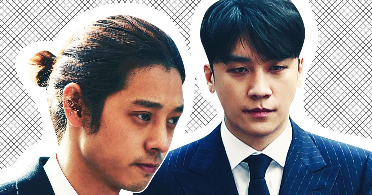 A Guide to the Major Sex-Video Scandal Engulfing K-Pop