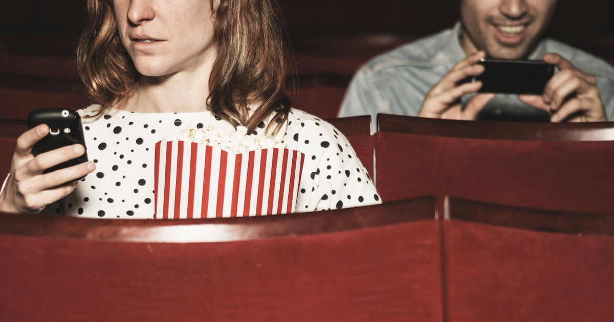 Allowing Texting In Movie Theaters Was An Awful Idea But