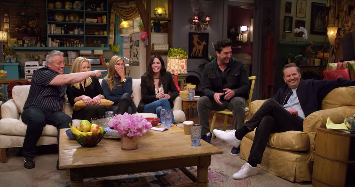 Friends' Reunion Special on HBO Max Trailer [VIDEO]