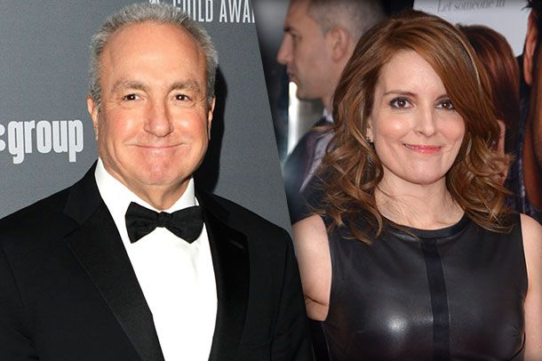 Tina Fey Says She Won't Take Over SNL When Lorne Michaels Retires