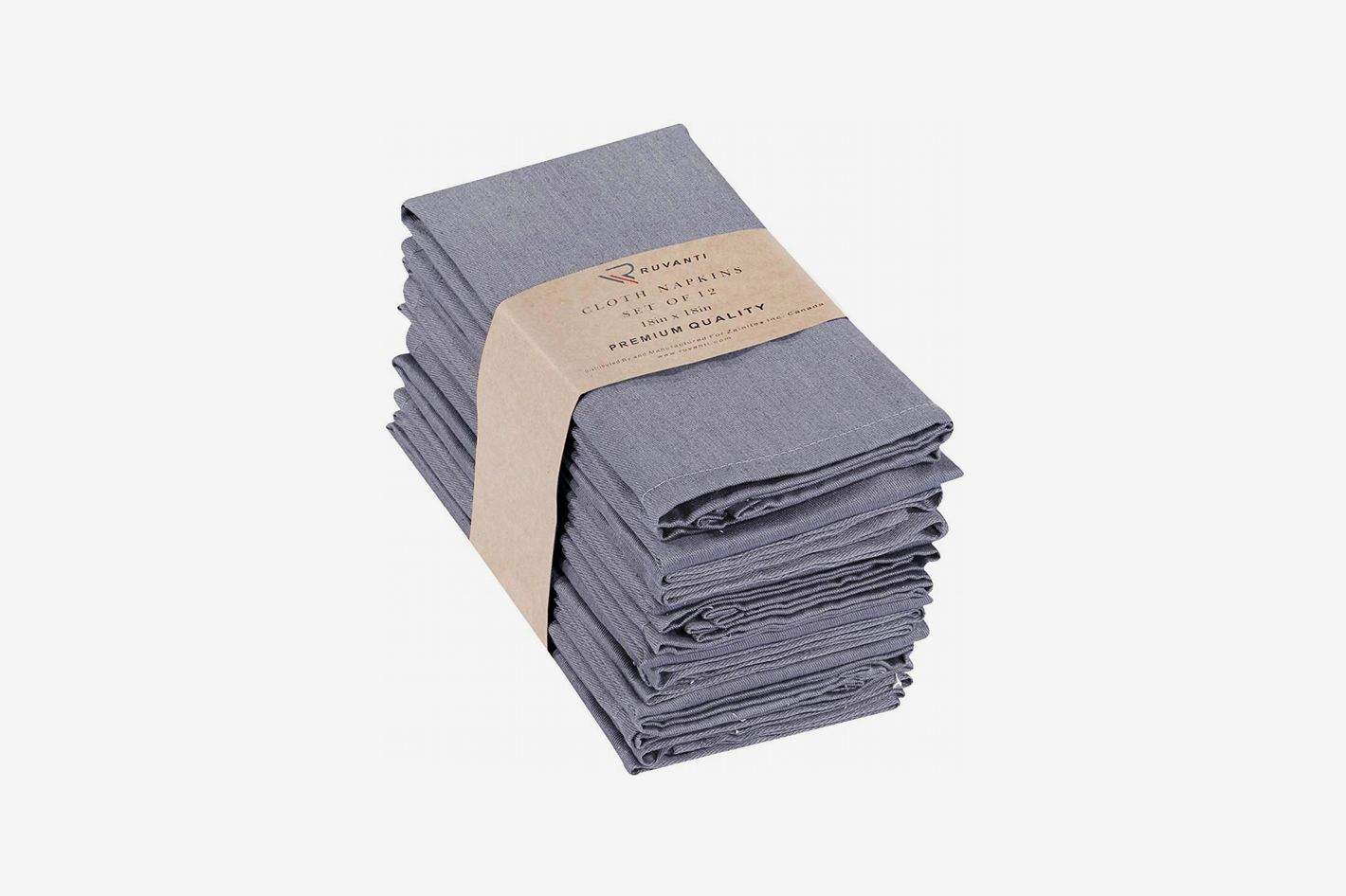 Ruvanti Cotton Dinner Napkins