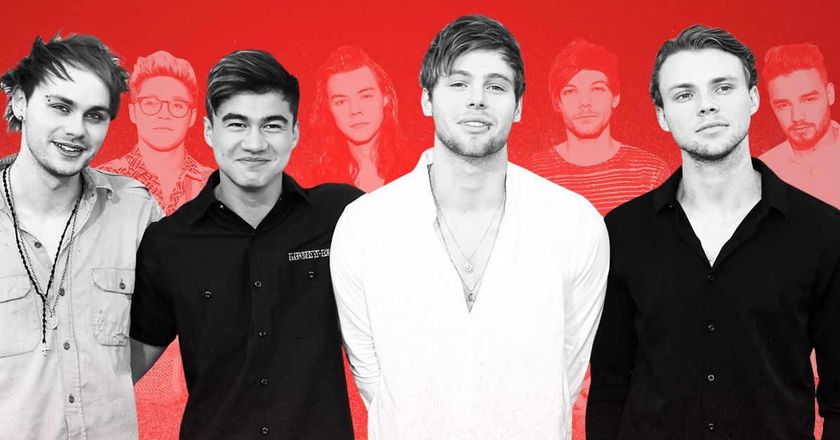 One Direction Are Over, Let 5 Seconds of Summer Reign
