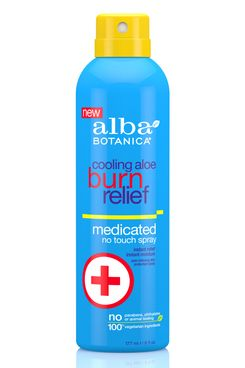 Alba Botanica Medicated Spray