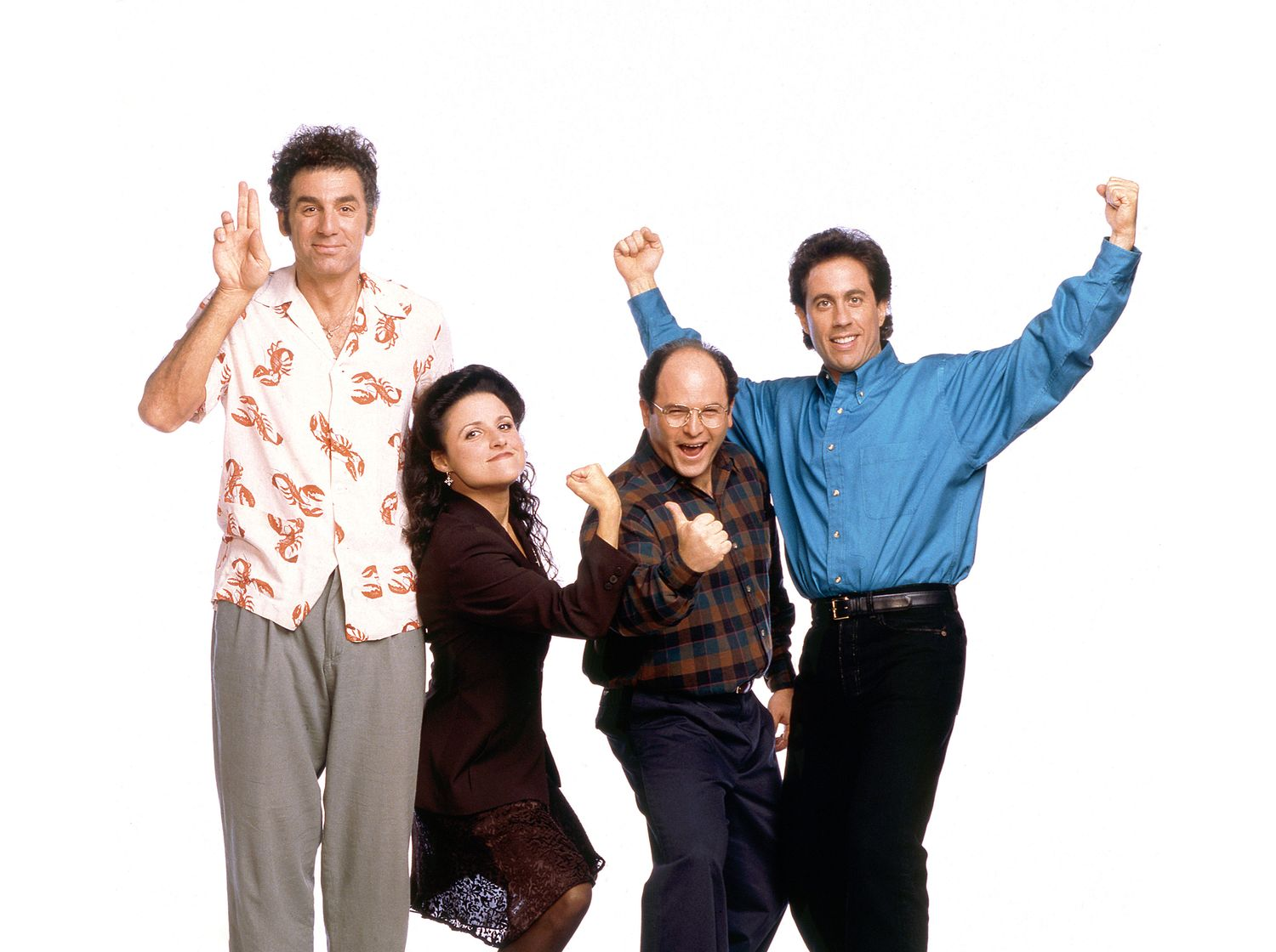 an analysis of the show seinfeld Browse by content type books audiobooks.