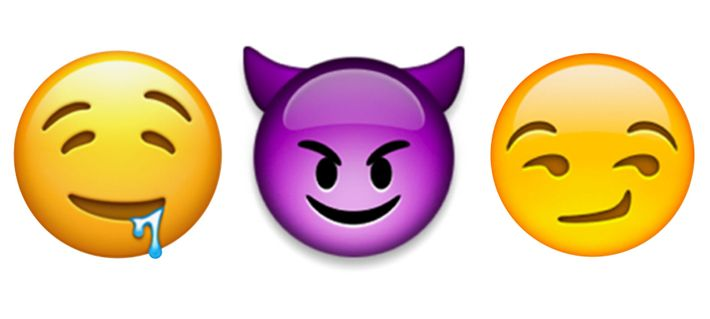 Which Emoji Face Is The Best For Sexting