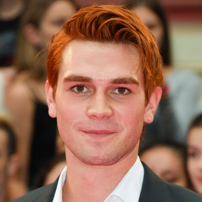 Has Hollywood Ever Seen A Redhead Before