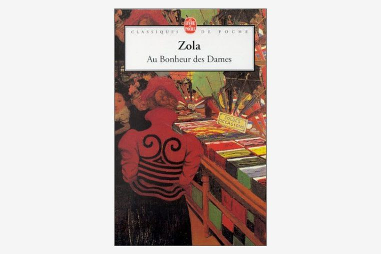 The Ladies' Paradise, by Emile Zola