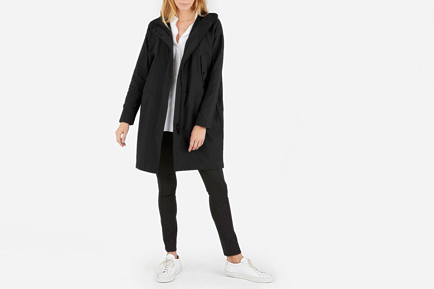 Everlane City Anorak